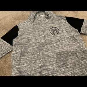 Gray Jogging Suit From Pink